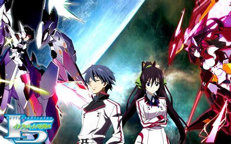 infinite stratos infinite stratos crimson otaku s anime