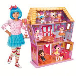 lalaloopsy house big doll house lalaloopsy and doll houses on pinterest