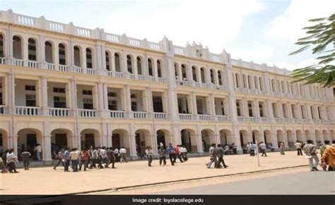 Loyola College Application Form For Mba by Tamil Nadu Ug Admission 2017 Apply At Loyola