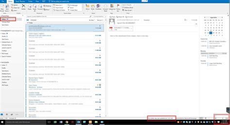Outlook 2010 Email Search Not Working Microsoft Office Outlook Email Not Working Ro6 Ru