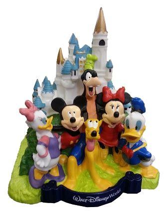 Disney Mickey Coin Bank disney coin bank walt disney world castle mickey mouse