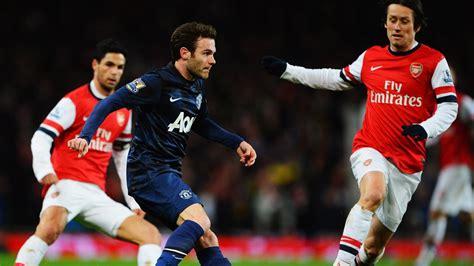 arsenal highlights arsenal manchester united highlights nbc sports