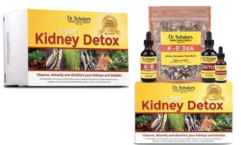Dr Schulze 30 Day Detox Book by 5 Days Kidney Detox One Stoppe Shoppe