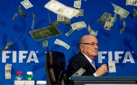 fifa president fifacom business ethics case analyses fifa corruption involving