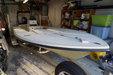 beavertail boats used 2014 used beavertail skiffs 17 strike skiff fishing boat