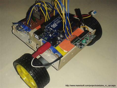 arduino tutorial rc car arduino rc car project