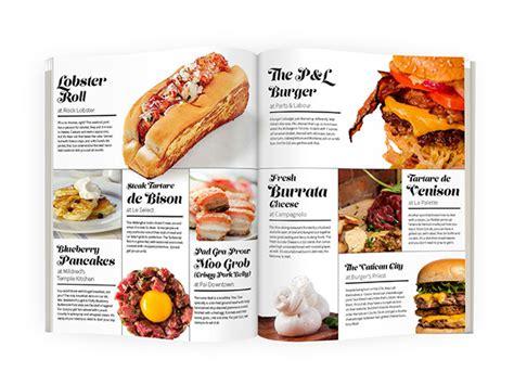 article cuisine food magazine spread imgkid com the image kid has it