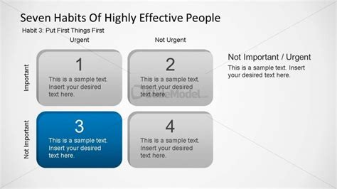 7 habits of highly effective planner template seven habits of highly effective habit three