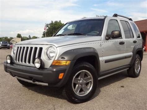 2006 Jeep Liberty Road Sell Used 2006 Jeep Liberty Renegade In 4168 Hamilton