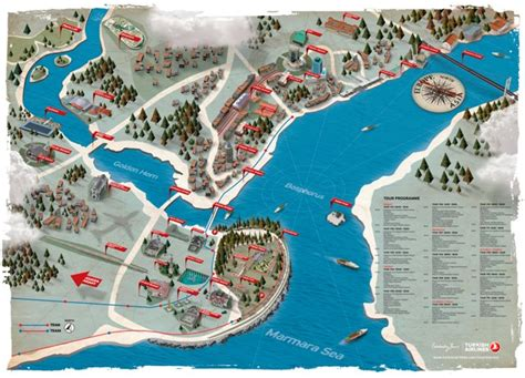 istanbul map tourist attractions istanbul map tourist attractions travelquaz