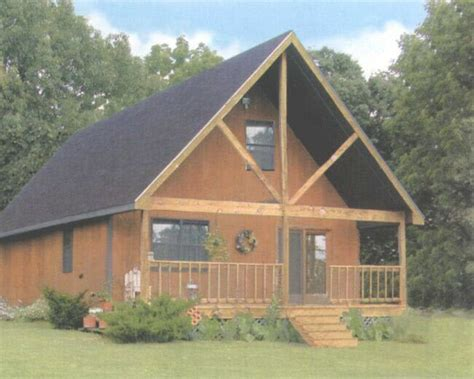Aspen Cabins by Sutherlands Home Package The Aspen Cabin