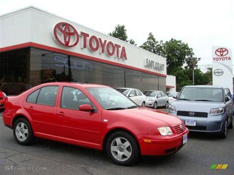 red volkswagen jetta 2002 2002 tornado red volkswagen jetta gls 1 8t sedan 11170296