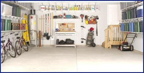 organized garage pictures balance clean and scentsible