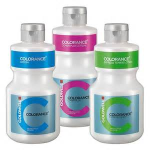 goldwell colorance goldwell colorance lotion 1000ml