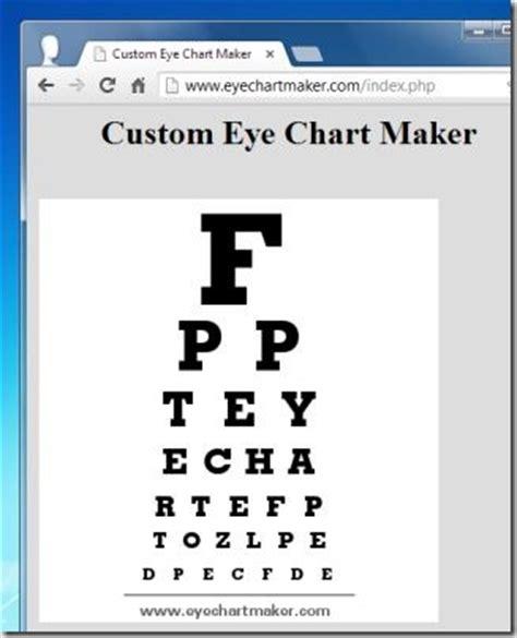 printable eye chart maker eye chart template ophthalmic eye care vector icon set