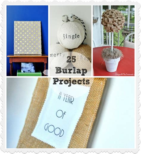 burlap crafts projects burlap jars archives my suburban kitchen