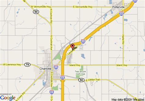 comfort inn charlotte michigan map of comfort inn charlotte charlotte