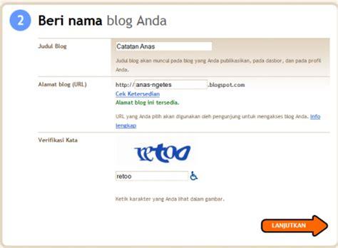 cara membuat alamat blog donz cavalera