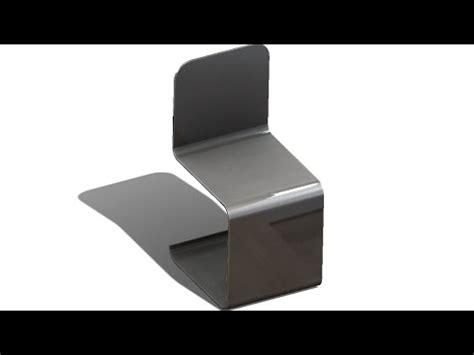 solidworks tutorial chair solidworks panton chair doovi