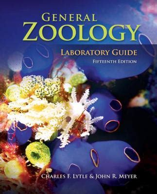reference books for zoology general zoology laboratory guide by charles f lytle
