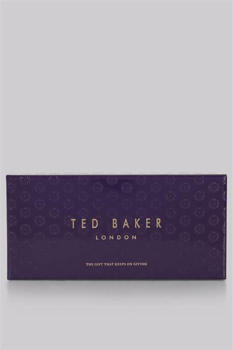 Blue Baker Gift Card - ted baker blue multi 3 pack sock gift box