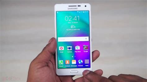 Samsung A5 2015 The Doctor Custom and install lineage os 15 on galaxy a5 sm a500fu oreo