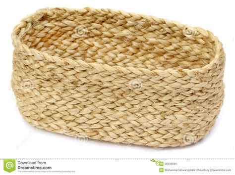 Handmade Rope - handmade rope basket stock images image 28493594