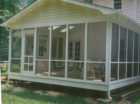 Screened Patio Designs Best Screened Porch Ideas Home Designing