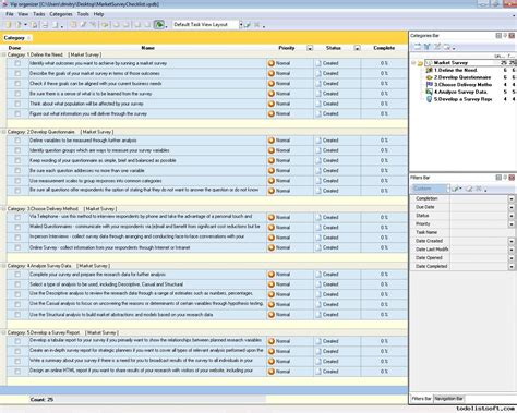 questionnaire template excel driverlayer search engine
