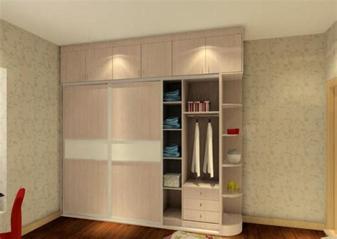 interior design for wardrobe 3d house