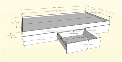 what are the dimensions of a twin size bed king bed frame dimensions platform bed frame king size