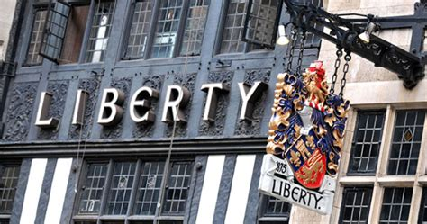 Liberty?s, London   The Odd Chair Company