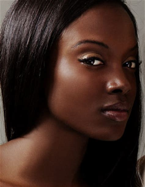 dark skin celebrity hair style black women beautiful dark skinned women thread dedication