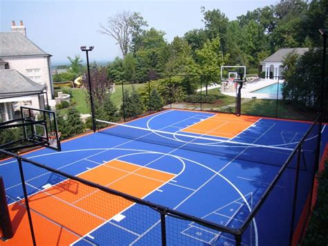 backyard tennis courts 17 best ideas about backyard tennis court on