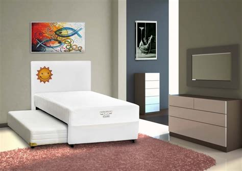 Kasur Bed kasur bed tempat tidur matras springbed airland