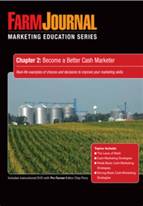 Marketing Education 2 farm journal marketing education chapter 2 become a