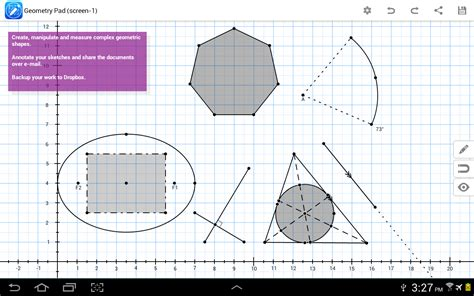 geometric pattern design software geometry pad applications android sur google play