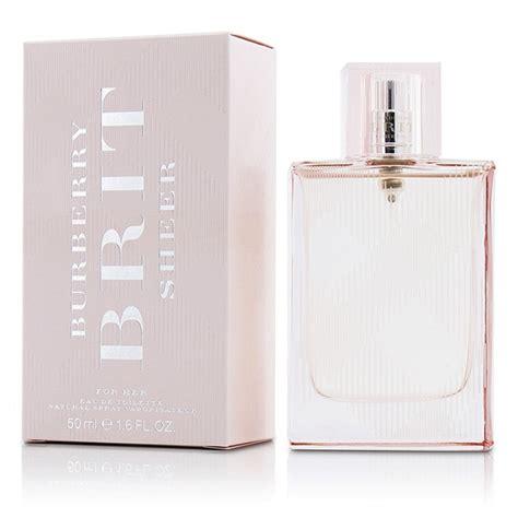 Parfum Burberry Brit Sheer burberry brit sheer edt spray fresh