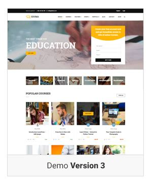 theme wordpress libre plantilla template tema wordpress premium education wp