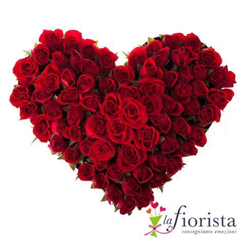 foto fiori rosse vendita cuore funebre di rosse consegna fiori a