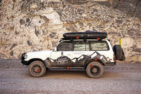 50 Light Bar Anatomy Of An Overland Vehicle Adventure Ready