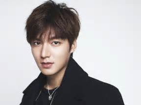 Lee min ho news talks about his military enlistment news news