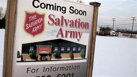 Salvation Army Birth Records Salvation Army Closer To New Building The Suffolk News Herald
