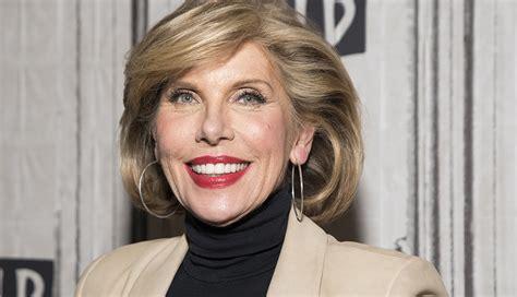 christine baranski eyes fbemot com easy and fast celebrity makeup tips beauty style