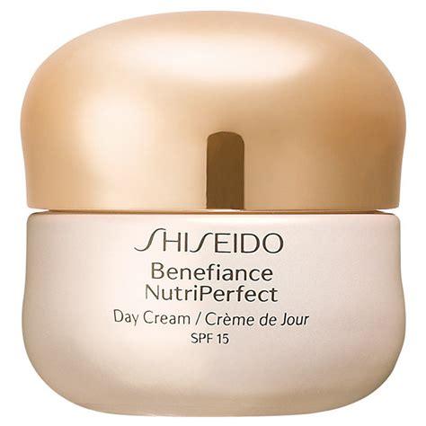 Di Shiseido shiseido benefiance nutri day crema giorno anti