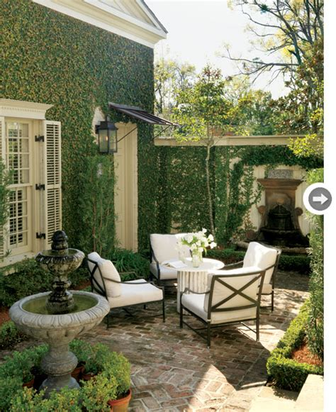 how to create an outdoor room courtyards on outdoor spaces colonial