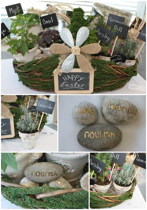 Gardening Gift Basket Ideas Craftionary