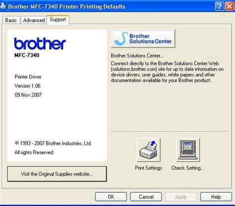 resetting brother mfc 7340 technology brother mfc 7340 multi function mono laser printer