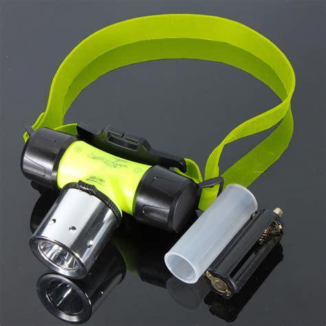 Senter Kepala Tahan Air senter kepala selam menerangi aktivitas diving anda harga jual