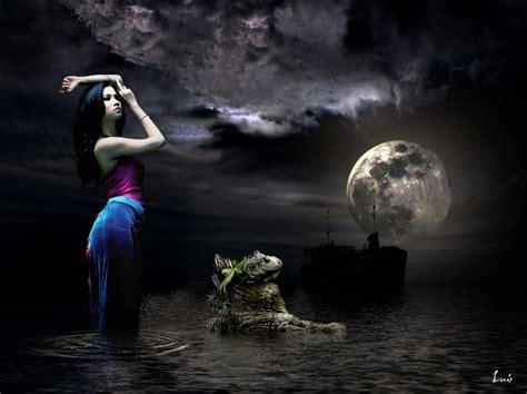 imagenes noche genial la noche de la iguana los cuatro elementos